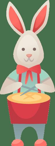 Enrollment Bunny